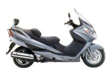 скутер SUZUKI SKYWAVE (BURGMAN) 400 CK43A