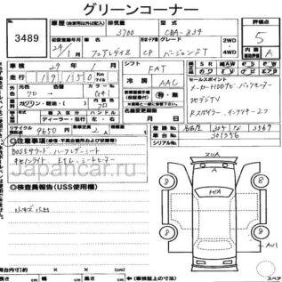 Nissan Fairlady Z 2012 года в Японии
