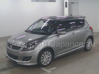 Suzuki Swift 2012 года в Японии