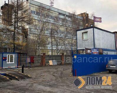 Вывоз металлолома и демонтаж металлоконструкций в Москве