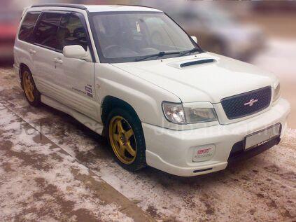 Бампер передний на Subaru Forester в Красноярске