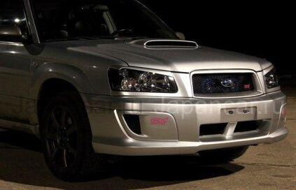 Бампер передний на Subaru Forester во Владивостоке