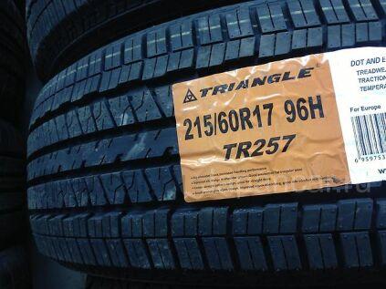 Летнии шины Triangle Tr257 215/60 17 дюймов новые в Хабаровске