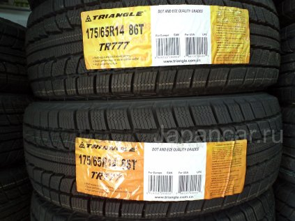 Зимние шины Triangle Tr777 175/65 14 дюймов новые в Хабаровске