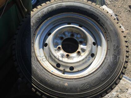 Зимние колеса Dunlop Splt02 195/75 15 дюймов Toyota б/у во Владивостоке