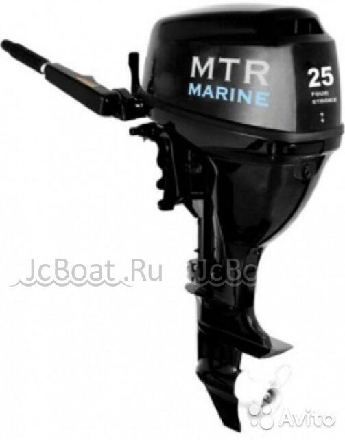 мотор подвесной MARINE MTR MARINE F 25 FMS 2015 года