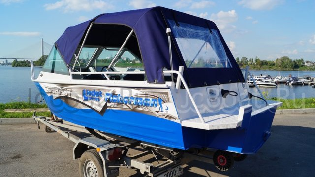 катер BERKUT L-JACKET FISHER 2018 года