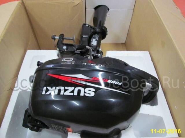мотор подвесной SUZUKI DF2,5 S 2017 г.