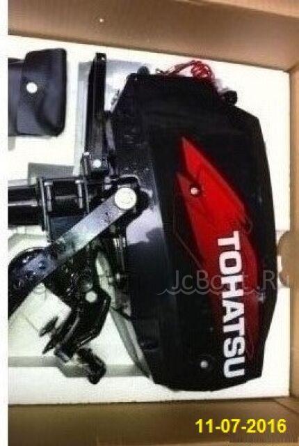 мотор подвесной TOHATSU М3,5B2S 2016 г.