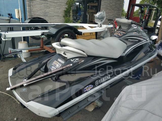 водный мотоцикл YAMAHA VX Deluxe 2009 г.