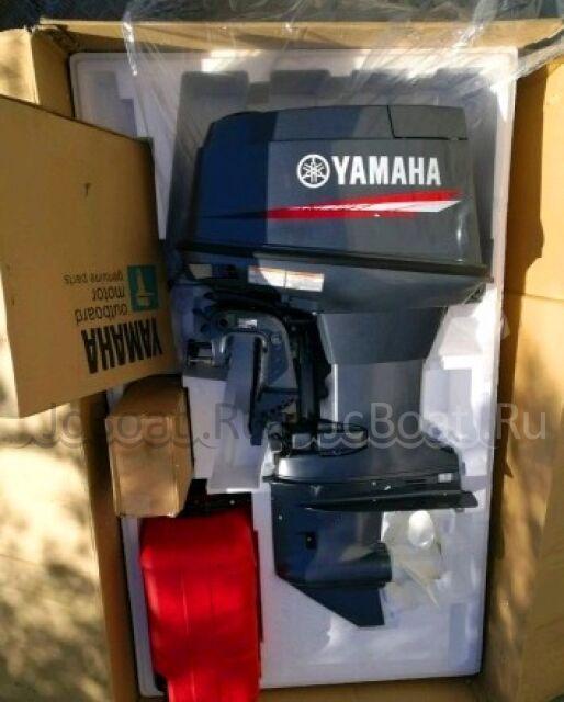 мотор подвесной YAMAHA Yamaxa 40 VEOS 2017 г.