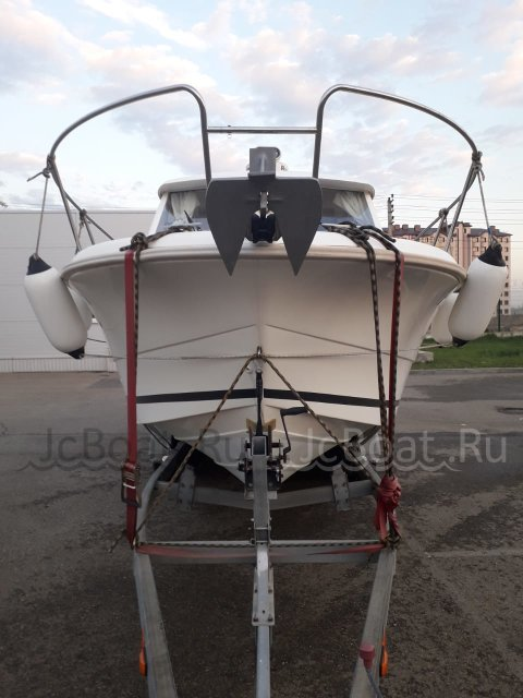катер JEANNEAU MERRY FISHER 725 2011 г.