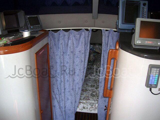 катер YANMAR FM-33 1998 г.