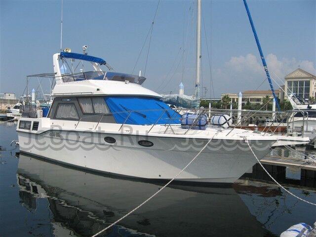 катер YAMAHA SC-38 1994 года
