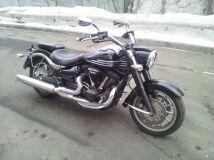 мотоцикл YAMAHA XV1900MIDNIGHTSTAR