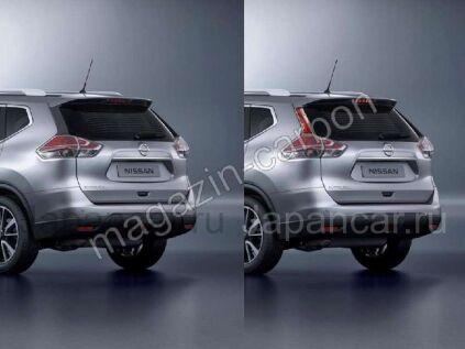 Стоп-сигнал на Nissan X-Trail в Уссурийске