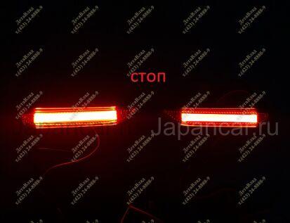 Стоп-сигнал на Nissan Qashqai во Владивостоке