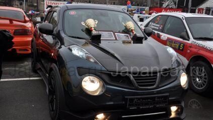 Губа на Nissan Juke во Владивостоке