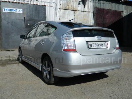 Комплект аэрообвесов на Toyota Prius в Хабаровске