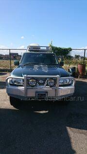 Бампер силовой на Nissan Safari во Владивостоке