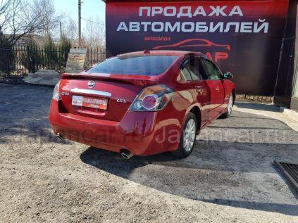 Ветровик дверной на Nissan Altima во Владивостоке