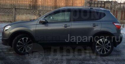 Ветровик дверной на Nissan Qashqai во Владивостоке