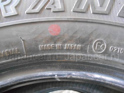 Летнии шины Toyo tranpath a14 215/70 15 дюймов б/у во Владивостоке