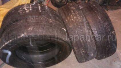 Зимние шины Michelin pilot 235/65 17 дюймов б/у во Владивостоке