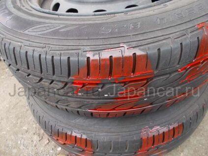 Летнии шины Dunlop 175/65 14 дюймов б/у во Владивостоке