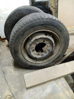 Всесезонные колеса Bridgestone 215/60 155 дюймов Япония б/у в Новосибирске