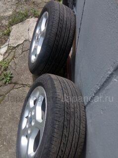 Летнии колеса Brigestone Regno 205/55 16 дюймов Nissan б/у во Владивостоке