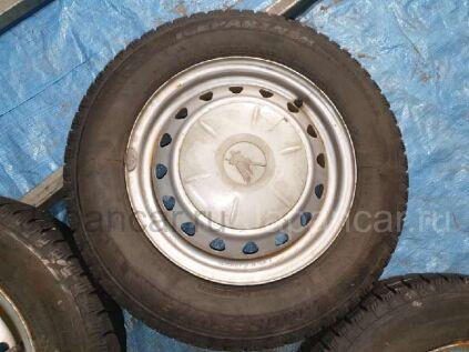 Зимние колеса Bridgestone Ice partner 175/70 14 дюймов Subaru б/у в Барнауле