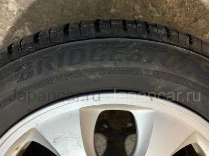 Летниe колеса Bridgestone Ecopia 205/55 16 дюймов Honda б/у в Красноярске