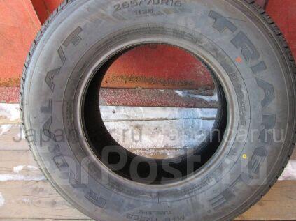 Летнии шины Triangle Tr258 265/70 16 дюймов новые во Владивостоке