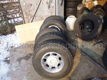 Зимние колеса usa. bfgoodrich all-terrain t/a Wrangler at extreme LT315/70 17 дюймов Hammer б/у во Владивостоке