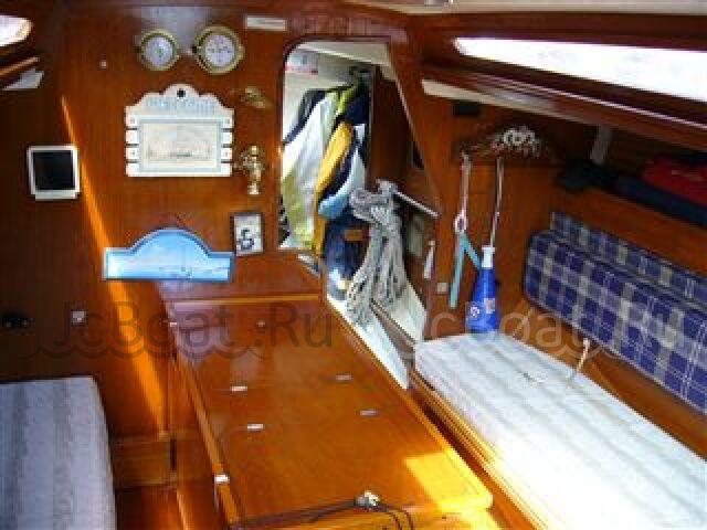 яхта моторная Яхта 36ф 1984 года
