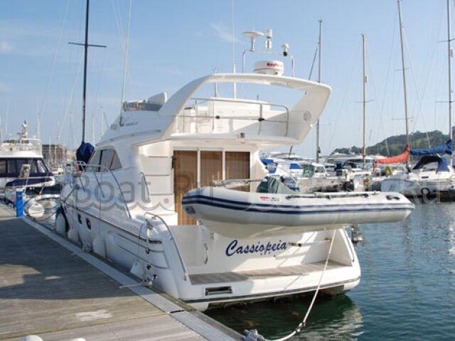яхта моторная PRINCESS 34 FLYBRIDGE 1996 г.