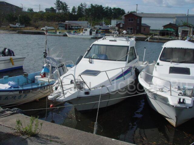 яхта моторная YAMAHA SRV-23 1998 г.