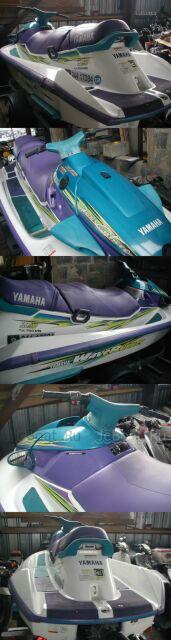 водный мотоцикл YAMAHA WAVE RANNER 1997 года