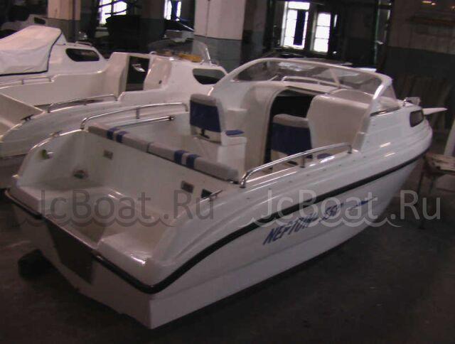лодка пластиковая катер Нептун-500 -550 2005 года