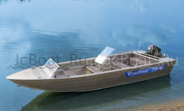 катер  Wyatboat 700 2015 г.