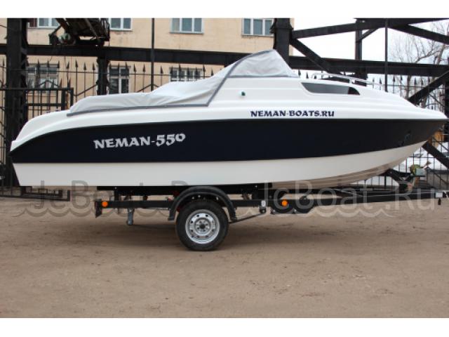 лодка      НЕМАН 550 2015 г.