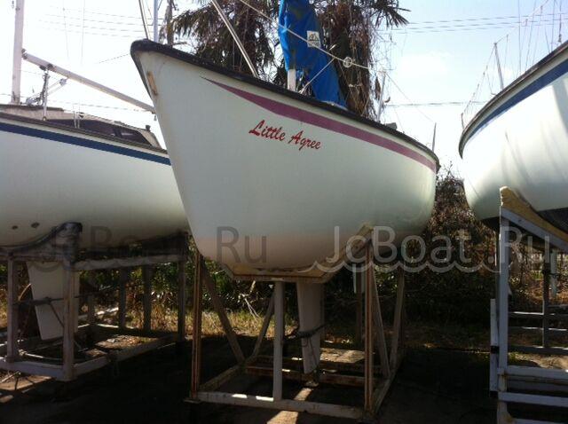 яхта моторная YAMAHA 21 1993 года