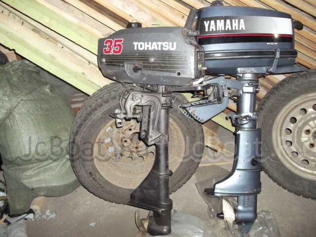 мотор подвесной TOHATSU TN 3 1997 года