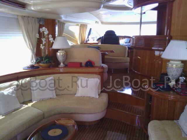 яхта моторная AZIMUT AZIMUT 68 PLUS 2003 года