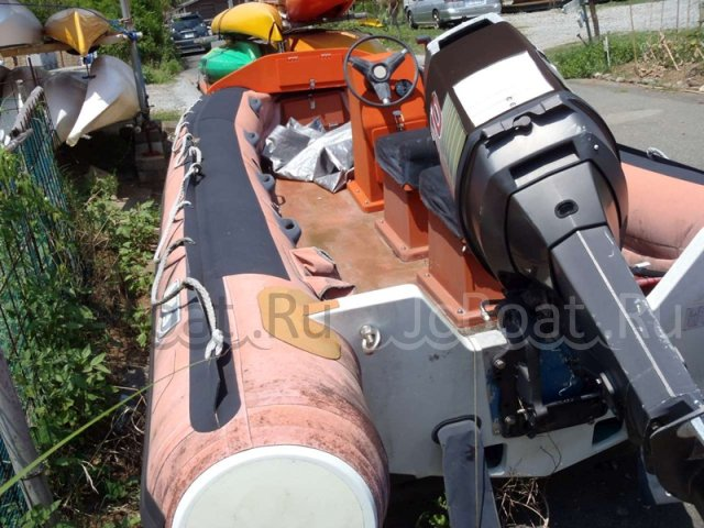 лодка ACHILLES  ACHILLES RIGID HULL INFL 1992 года