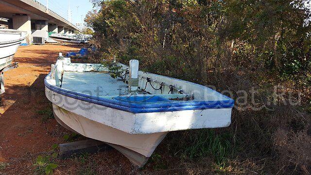 лодка пластиковая YAMAHA корпус ME3-53769 11 M 1995 г.