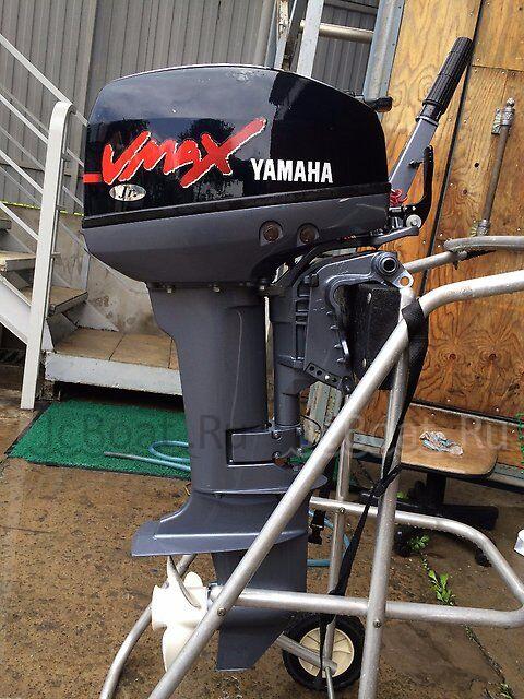 мотор подвесной YAMAHA 9,9 VMAXJR 2011 г.