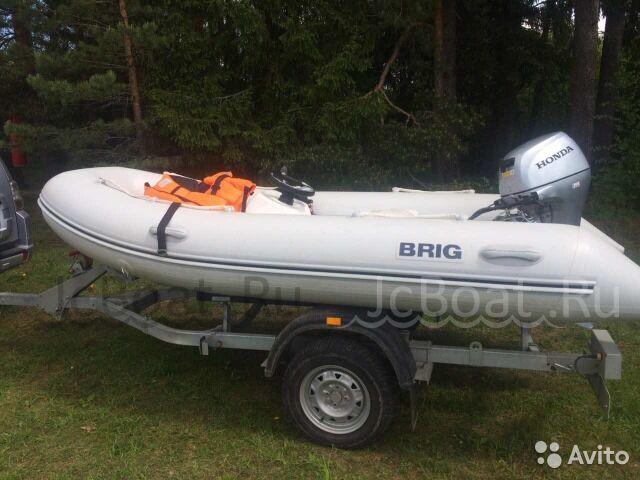 лодка BRIG FALCON 360 L 2014 г.