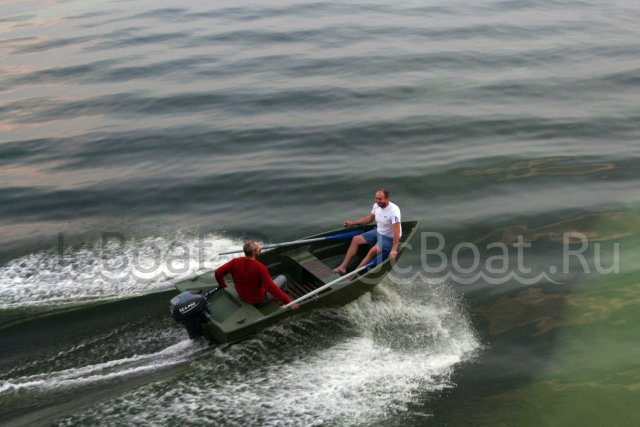 лодка пластиковая Нельма 2018 г.
